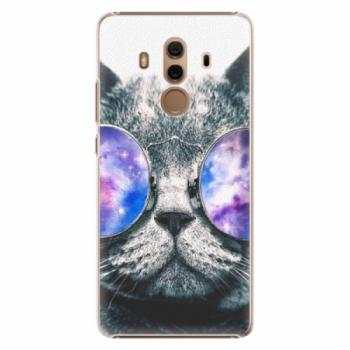 Plastové pouzdro iSaprio - Galaxy Cat - Huawei Mate 10 Pro
