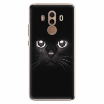 Plastové pouzdro iSaprio - Black Cat - Huawei Mate 10 Pro