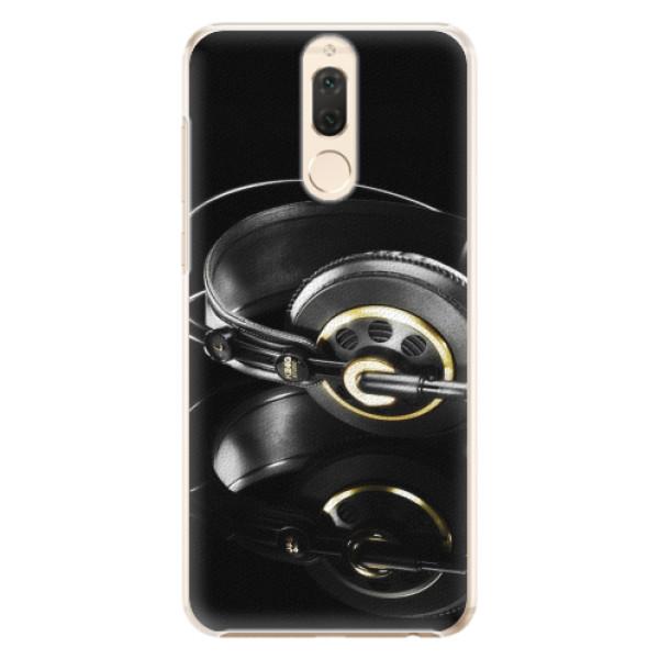 Plastové pouzdro iSaprio - Headphones 02 - Huawei Mate 10 Lite
