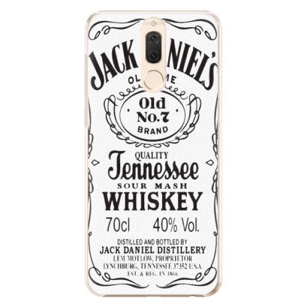 Plastové pouzdro iSaprio - Jack White - Huawei Mate 10 Lite