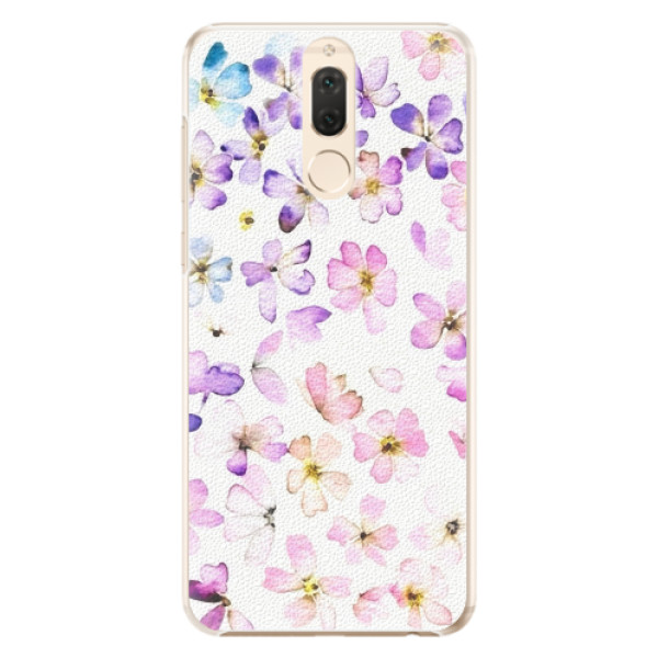 Plastové pouzdro iSaprio - Wildflowers - Huawei Mate 10 Lite