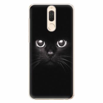 Plastové pouzdro iSaprio - Black Cat - Huawei Mate 10 Lite