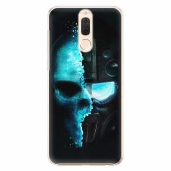 Plastové pouzdro iSaprio - Roboskull - Huawei Mate 10 Lite