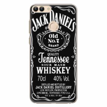 Plastové pouzdro iSaprio - Jack Daniels - Huawei P Smart