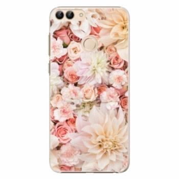 Plastové pouzdro iSaprio - Flower Pattern 06 - Huawei P Smart