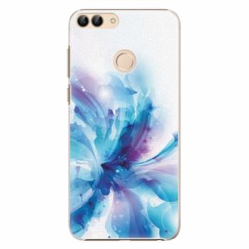 Plastové pouzdro iSaprio - Abstract Flower - Huawei P Smart