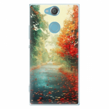 Plastové pouzdro iSaprio - Autumn 03 - Sony Xperia XA2