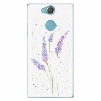 Plastové pouzdro iSaprio - Lavender - Sony Xperia XA2