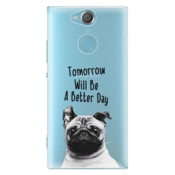 Plastové pouzdro iSaprio - Better Day 01 - Sony Xperia XA2