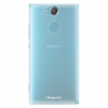 Plastové pouzdro iSaprio - 4Pure - mléčný bez potisku - Sony Xperia XA2