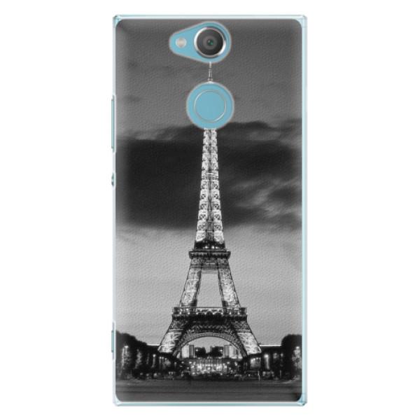 Plastové pouzdro iSaprio - Midnight in Paris - Sony Xperia XA2