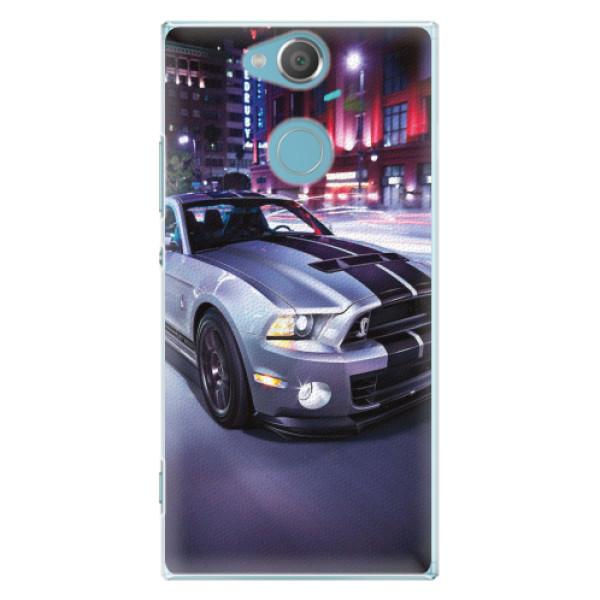 Plastové pouzdro iSaprio - Mustang - Sony Xperia XA2
