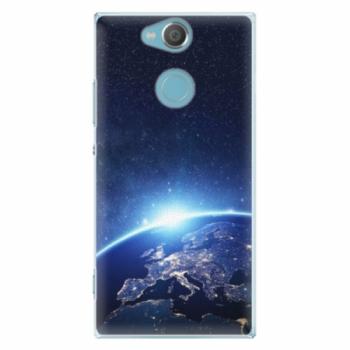 Plastové pouzdro iSaprio - Earth at Night - Sony Xperia XA2