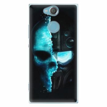 Plastové pouzdro iSaprio - Roboskull - Sony Xperia XA2
