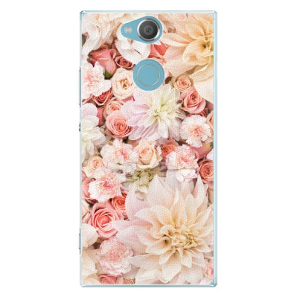 Plastové pouzdro iSaprio - Flower Pattern 06 - Sony Xperia XA2