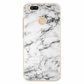Plastové pouzdro iSaprio - White Marble 01 - Xiaomi Mi A1