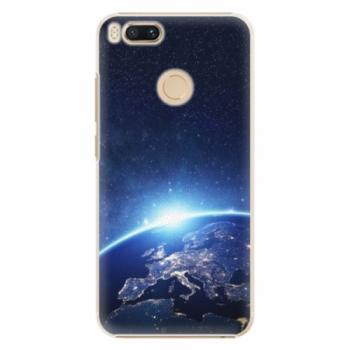 Plastové pouzdro iSaprio - Earth at Night - Xiaomi Mi A1