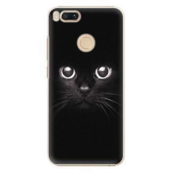 Plastové pouzdro iSaprio - Black Cat - Xiaomi Mi A1
