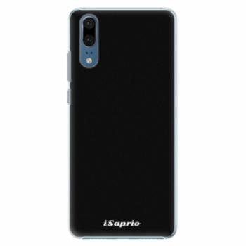 Plastové pouzdro iSaprio - 4Pure - černý - Huawei P20