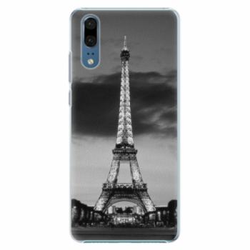 Plastové pouzdro iSaprio - Midnight in Paris - Huawei P20