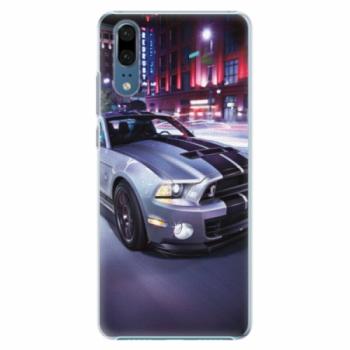 Plastové pouzdro iSaprio - Mustang - Huawei P20
