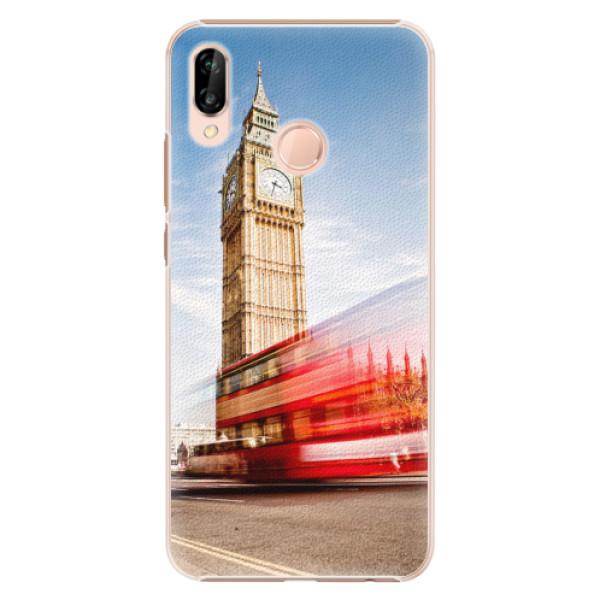 Plastové pouzdro iSaprio - London 01 - Huawei P20 Lite