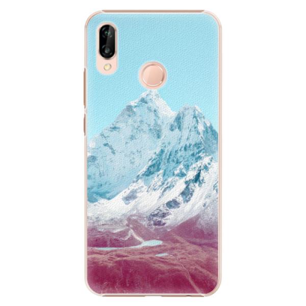 Plastové pouzdro iSaprio - Highest Mountains 01 - Huawei P20 Lite
