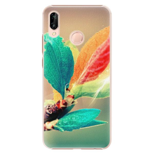 Plastové pouzdro iSaprio - Autumn 02 - Huawei P20 Lite