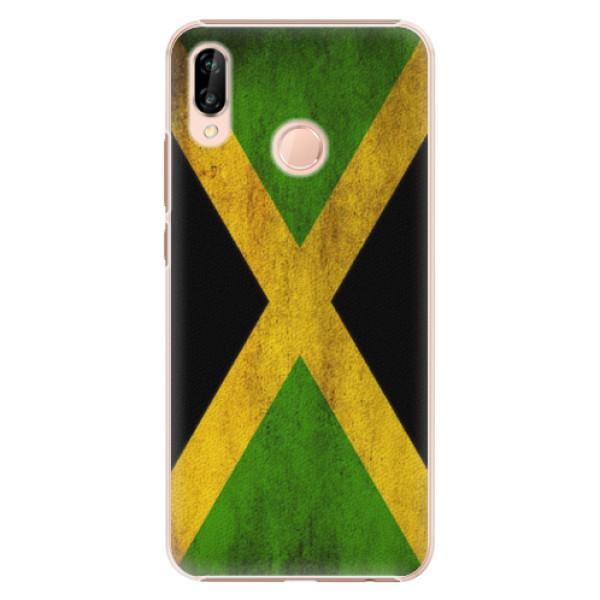 Plastové pouzdro iSaprio - Flag of Jamaica - Huawei P20 Lite