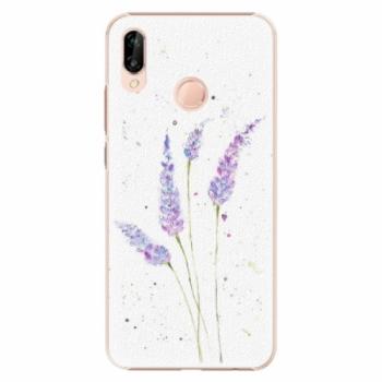 Plastové pouzdro iSaprio - Lavender - Huawei P20 Lite