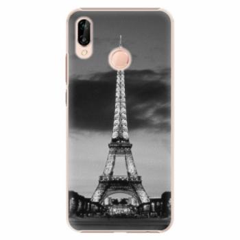 Plastové pouzdro iSaprio - Midnight in Paris - Huawei P20 Lite