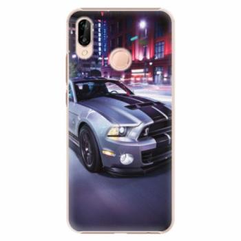 Plastové pouzdro iSaprio - Mustang - Huawei P20 Lite