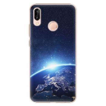 Plastové pouzdro iSaprio - Earth at Night - Huawei P20 Lite