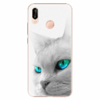 Plastové pouzdro iSaprio - Cats Eyes - Huawei P20 Lite