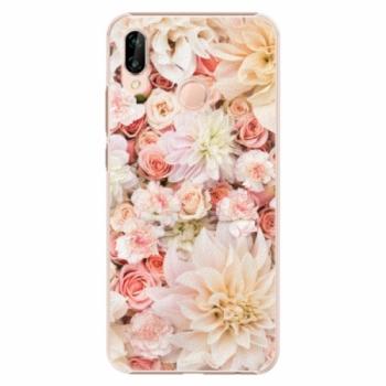 Plastové pouzdro iSaprio - Flower Pattern 06 - Huawei P20 Lite