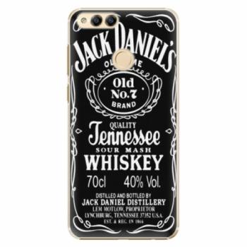 Plastové pouzdro iSaprio - Jack Daniels - Huawei Honor 7X