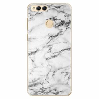 Plastové pouzdro iSaprio - White Marble 01 - Huawei Honor 7X
