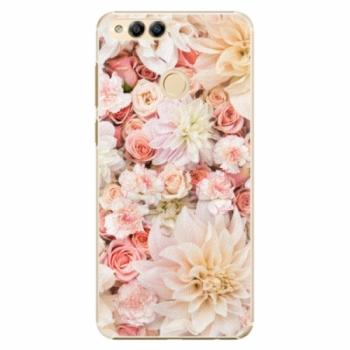 Plastové pouzdro iSaprio - Flower Pattern 06 - Huawei Honor 7X