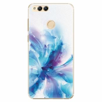 Plastové pouzdro iSaprio - Abstract Flower - Huawei Honor 7X