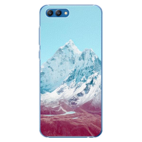 Plastové pouzdro iSaprio - Highest Mountains 01 - Huawei Honor View 10