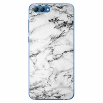 Plastové pouzdro iSaprio - White Marble 01 - Huawei Honor View 10