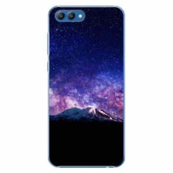 Plastové pouzdro iSaprio - Milky Way - Huawei Honor View 10