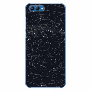 Plastové pouzdro iSaprio - Night Sky 01 - Huawei Honor View 10