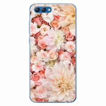 Plastové pouzdro iSaprio - Flower Pattern 06 - Huawei Honor View 10