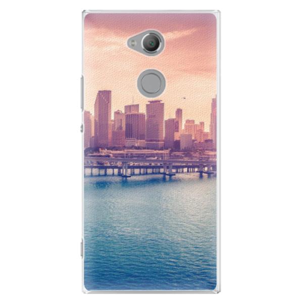 Plastové pouzdro iSaprio - Morning in a City - Sony Xperia XA2 Ultra