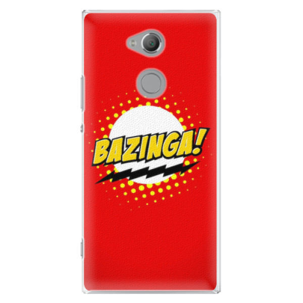 Plastové pouzdro iSaprio - Bazinga 01 - Sony Xperia XA2 Ultra