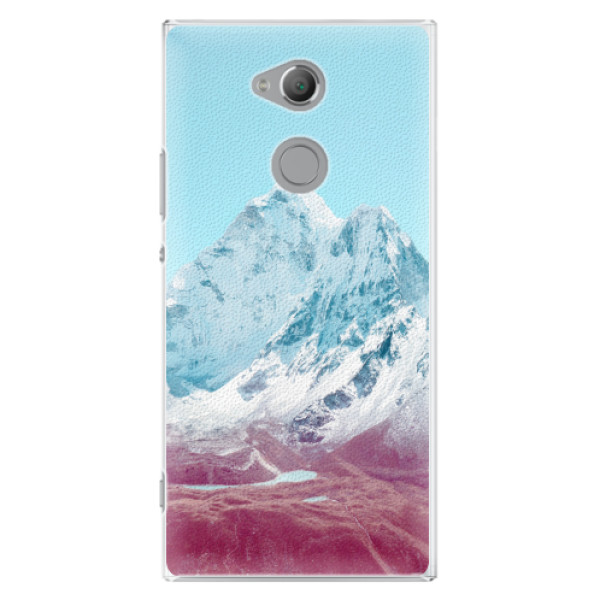Plastové pouzdro iSaprio - Highest Mountains 01 - Sony Xperia XA2 Ultra