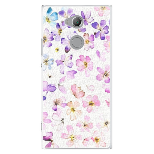 Plastové pouzdro iSaprio - Wildflowers - Sony Xperia XA2 Ultra