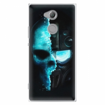 Plastové pouzdro iSaprio - Roboskull - Sony Xperia XA2 Ultra
