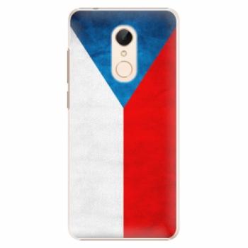 Plastové pouzdro iSaprio - Czech Flag - Xiaomi Redmi 5